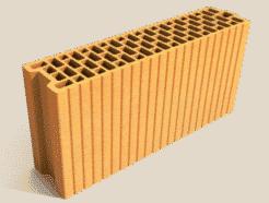 Крупноформатные керамический блокLeiertherm 8