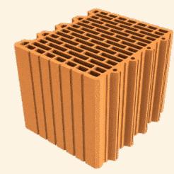 Керамический блок LeierPlan 25